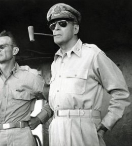 General MacArthur in Japan