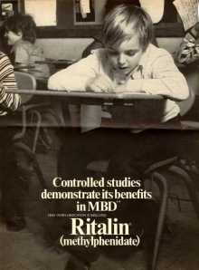 Ritalin Advertisement